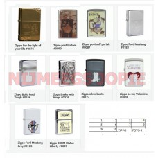 Zippo collection foto 6